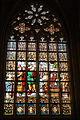 Tongeren Liebfrauenbasilika Fenster Enthauptung 10.JPG