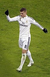 022a9eb3c Kroos playing for Real Madrid in 2015