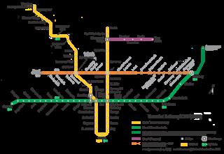 Ttc Subway Map Green Line.Line 5 Eglinton Wikipedia