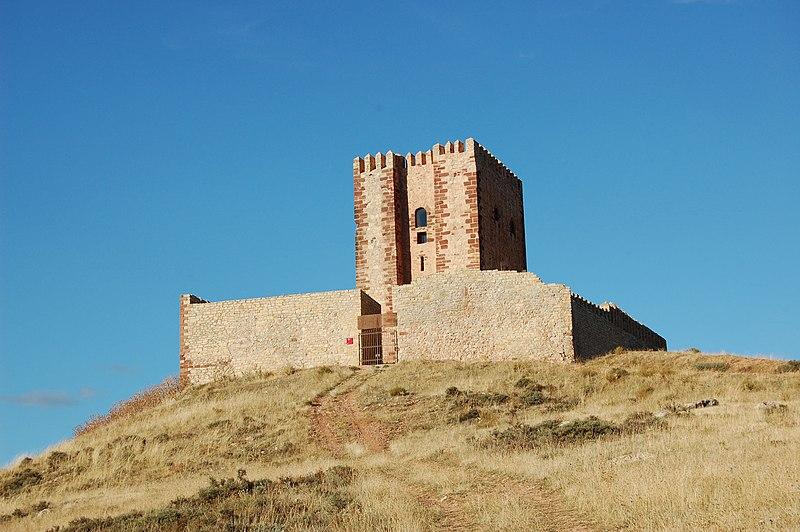 Torre de Aragón enMolina de Aragón