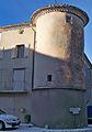 Tour des anciens remparts Revest du Bion.JPG