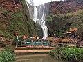 Tourist boats and Ouzoud waterfalls.jpeg