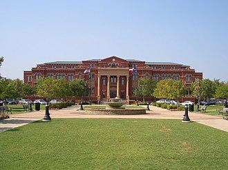 Southlake, Texas - Southlake City Hall, Southlake Town Square
