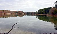 Trace State Park, Pontotoc County, Mississippi.jpg