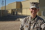 Trading high heels for boots, former USO performer deploys to Afghanistan 130120-M-PC317-002.jpg