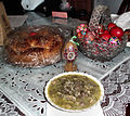 Traditional Greek Orthodox Paschal (Easter) foods.jpg