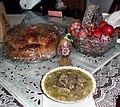 Traditional Greek Orthodox Paschal (Easter) foods.jpg