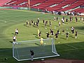 Training at Fenway US Tour 2012 (27).jpg