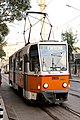Tram in Sofia mear Macedonia place 2012 PD 004.jpg