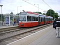 Tramlink station at Ampere Way - geograph.org.uk - 24226.jpg