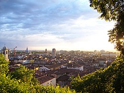 Panorama of Brescia