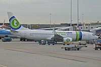 PH-HSI - B738 - Transavia