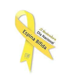 Lazo amarillo de la Espina BÃfida de FEBHI