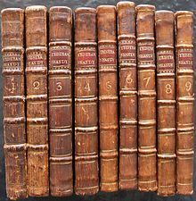 Edition book wikipedia first editions of laurence sternes tristram shandy ccuart Images