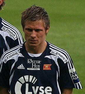 Trond Erik Bertelsen Norwegian football player