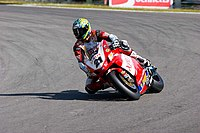 Troy Bayliss (2007)