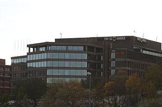 Barnhusviken - Trygg Hansa, Nov 2006.