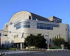 Fumihiko Maki - Image: Tsuda Hall