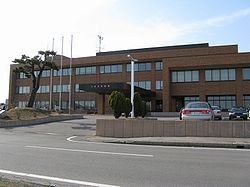 Tsugaru city-office.jpg