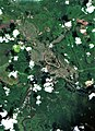 Tulun town (Irkutsk province, Russia), Sentinel-2 satellite image, 2019-07-19.jpg