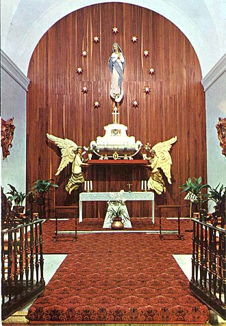 Beatrice of Silva - Tomb of Saint Beatrice da Silva in Toledo, Spain.