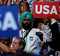 Turban-wearing Clinton-supporting conventiongoer Cof9LQfUsAE9LCi.jpg