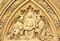 Tympanum carving, Grace Church (NYC).jpg