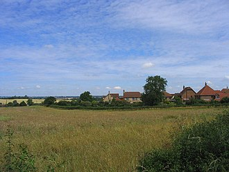 Stapleford Abbotts - Image: Tysea Hill, Stapleford Abbots, Essex geograph.org.uk 25955