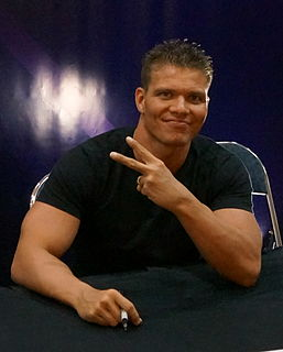 Canadian professional wrestler