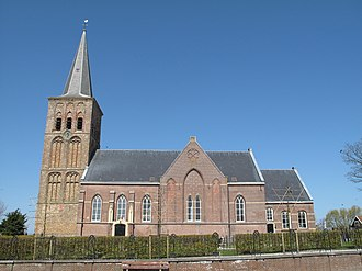 Tzummarum - St Martin's church