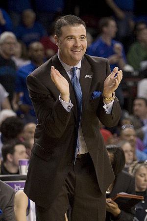 Kentucky Wildcats women's basketball - Head Coach Matthew Mitchell