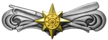 Boat Force Operations insignia - Advanced