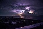 USS Anchorage navigates between storms 150613-N-BD107-166.jpg