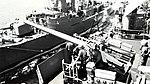 USS Hornet (CVS-12) refuels a Rothesay-class frigate in July 1967.jpg