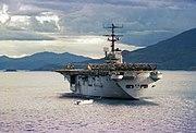 USS Iwo Jima (LPH-2) aft