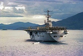 Landing Platform Helicopter - USS Iwo Jima (LPH-2)