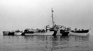 USS <i>Richard S. Bull</i> Ship