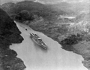 USS Saratoga (CV-3) in Panama Canal c1930.jpg