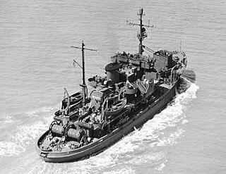 USS <i>Trapper</i> (ACM-9)