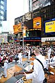 US Navy 100528-N-0246T-259 The U.S. Navy Band performs in Times Square during Fleet Week New York 2010.jpg