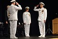 US Navy 110923-N-OA833-005 Chief of Naval Operations (CNO) Adm. Gary Roughead is relieved by Adm. Jonathan Greenert at a change of office ceremony.jpg