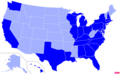 US states by population density.png