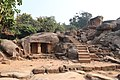 Udayagiri caves, Odisha, India 24.jpg