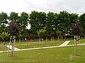 Ulma-Family Museum in Markowa - Garden of Memory 01.jpg