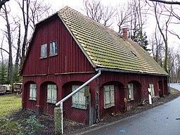 Am Bahnhof in Hoyerswerda