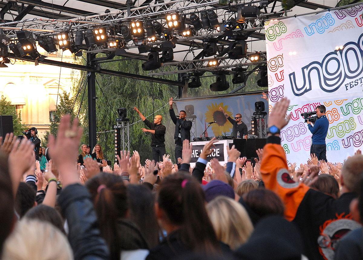 fest postorderfru rida i Stockholm