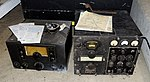 Unidentified radios by National Radio Company and RCA - Oregon Air and Space Museum - Eugene, Oregon - DSC09909.jpg