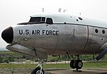 United States Air Force - Douglas Aircraft Company C-54D Skymaster cargo plane 9 (29265462047).jpg
