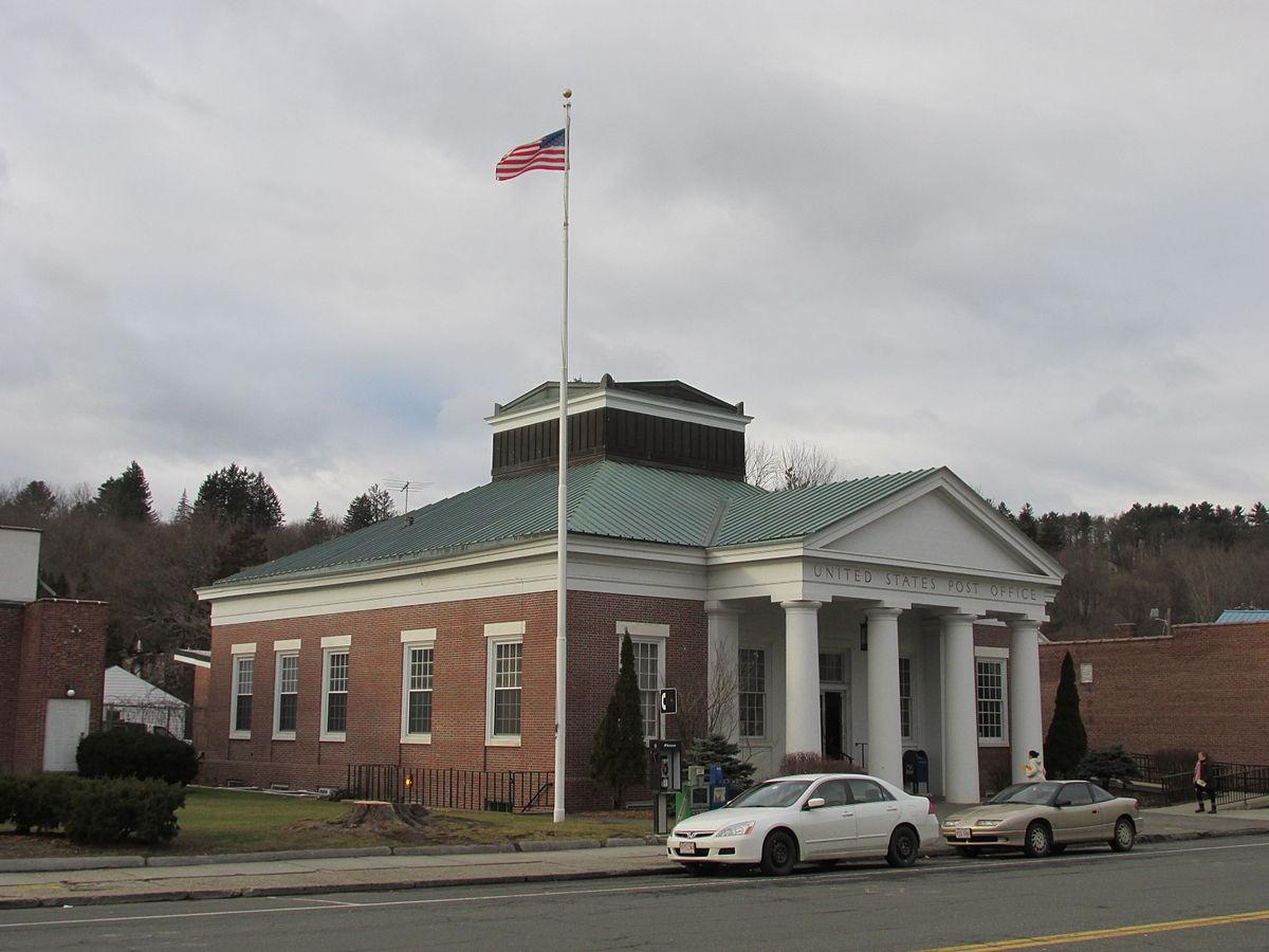 United states post office great barrington main wikipedia - United states post office ...