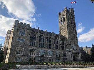 University College (University of Western Ontario)